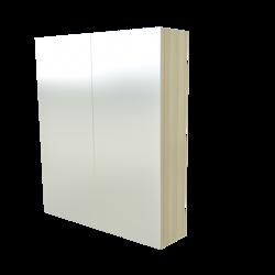 Szafka Scandic 841 z lustrem, jesion,60 cm