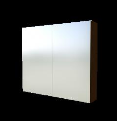 Szafka Scandic 842 z lustrem, dąb palony 80 cm