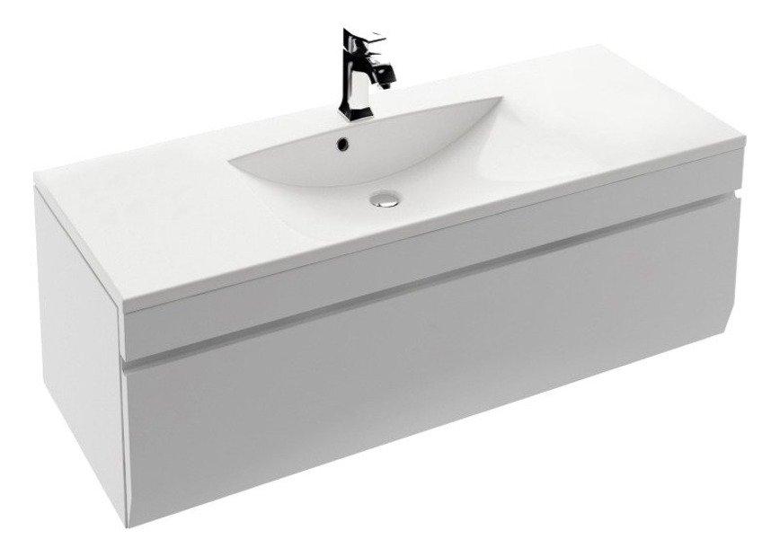 Oristo Szafka z umywalką HORYZONT 120 cm