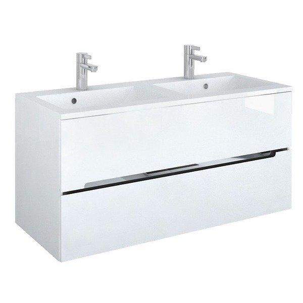 Oristo Zestaw meblii łazienkowych 120 cm Silver