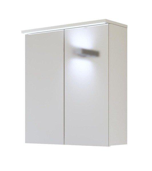 Szafka z lustrem I oświetleniem Led 60 cm Galaxy White