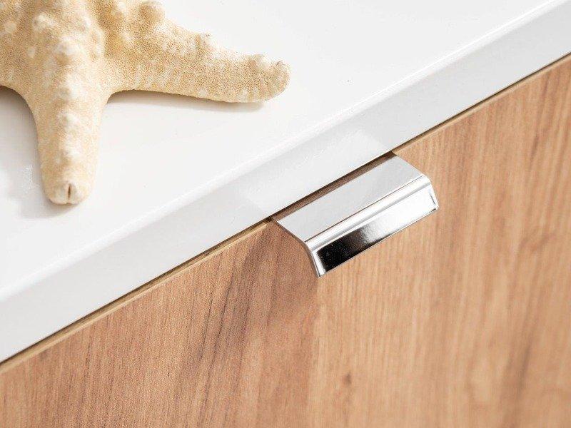 Zestaw mebli łazienkowych 120 cm Capri dąb