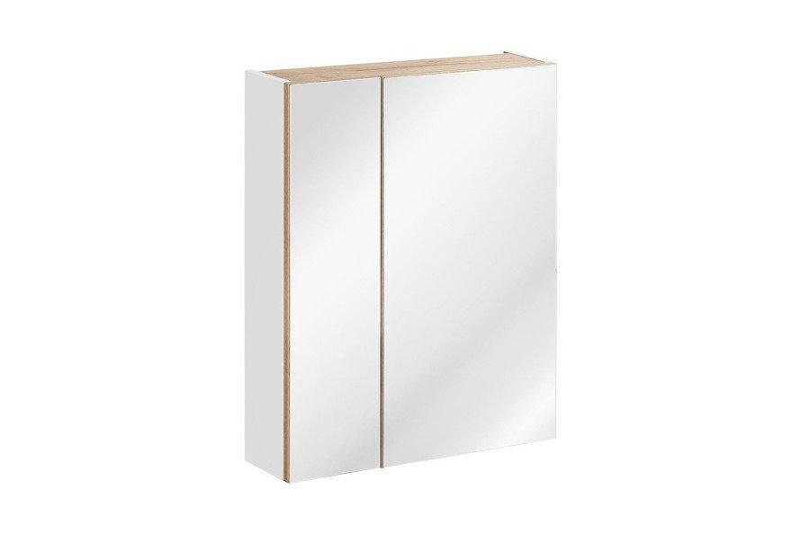 Zestaw mebli łazienkowych 60 cm Capri biały
